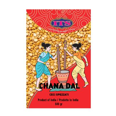 ITS CECI SPEZZATE CHANA DAL 500 gr