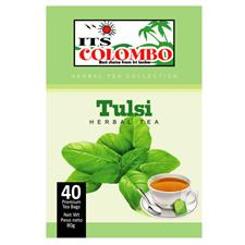 ITS COLOMBO TULSI TEA  80 gr . 40 bags