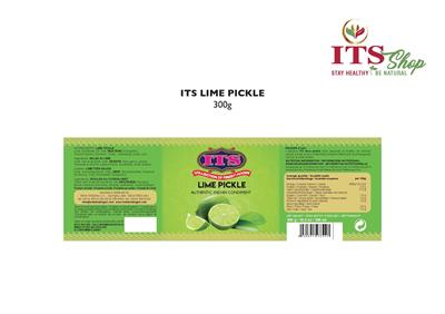 ITS LIME PICKLE 300 gr