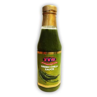 ITS GREEN CHILLI SAUCE 310 gr