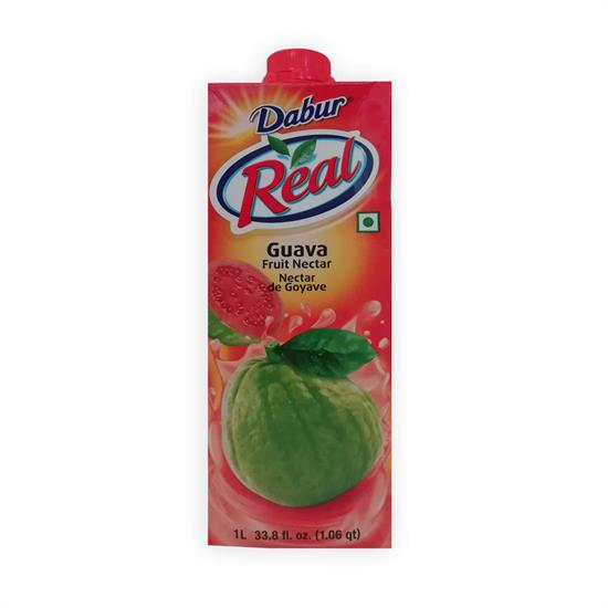 DABUR REAL RED GUAVA NECTAR 1 lt.