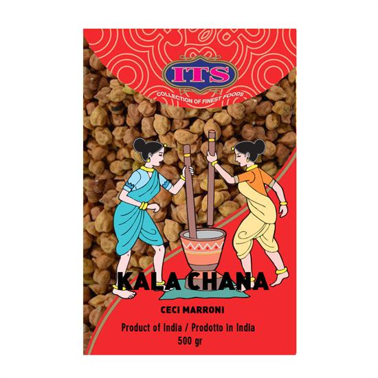 ITS CECI MARRONI - KALA CHANA 500 gr