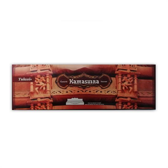 TULASI KAMASUTRA INCENSE 1 box - 20 pieces