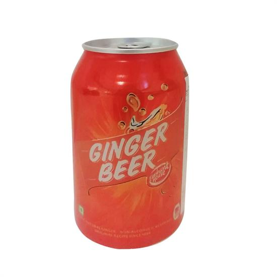 ELEPHANT HOUSE GINGER NON ALCOHOLIC BEER IN CANS 330 ml