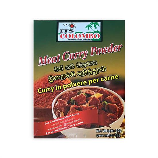ITS COLOMBO MEAT CURRY 50 gr