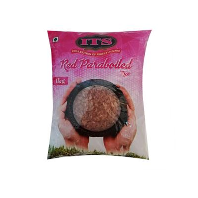 ITS RED PARBOILED RICE 1 kg