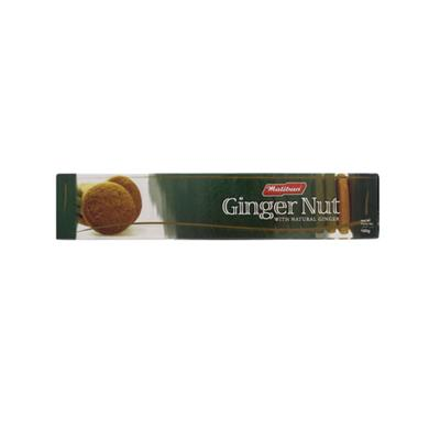 MALIBAN GINGER NUTS 160 gr