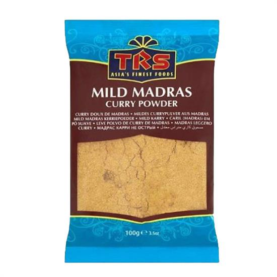 TRS MADRAS CURRY MILD 100 gr