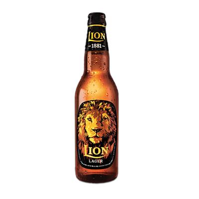 BIRRA LION LAGER 625 ml