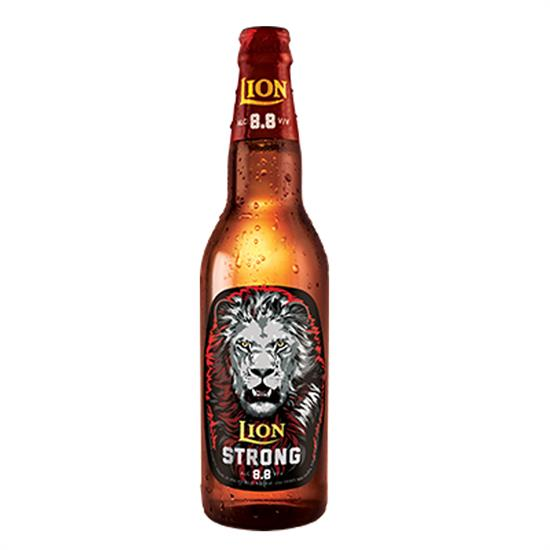 LION STRONG 625 ml