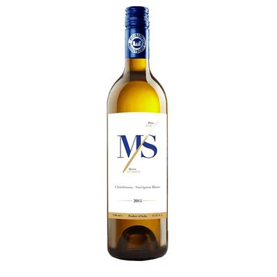 MS WHITE FRATELLI WINES  12, 5 % alc. 750 ml