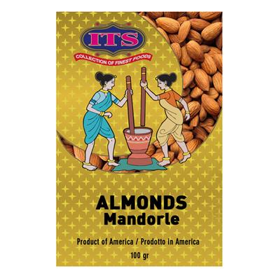 ITS ALMONDS 100 gr
