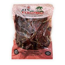 ITS COLOMBO RED CHILLI WHOLE 100 gr