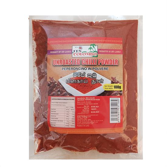 ITS COLOMBO UNROASTED CHILLI POWDER 100 gr