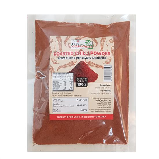 ITS COLOMBO ROASTED CHILLI POWDER 100 gr