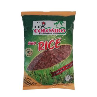 ITS COLOMBO RED RAW RICE 1 kg