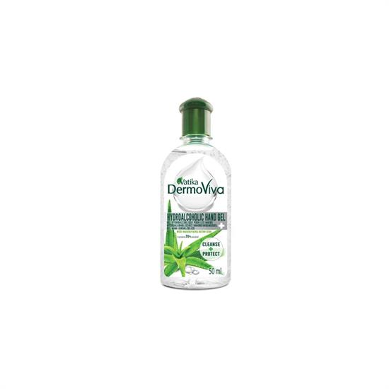 VATIKA DERMOVIVA ALOE HAND GEL 50 ml