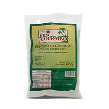 ITS COLOMBO COCCO ESSICCATO 250 gr