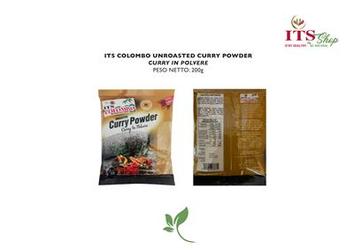 ITS COLOMBO UNROASTED CURRY POWDER 200 gr