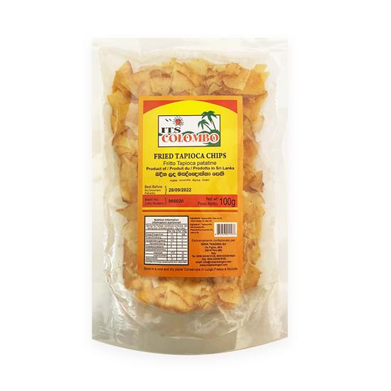 ITS COLOMBO TAPIOCA CHIPS 100 gr