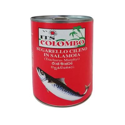 ITS COLOMBO SGOMBRO IN SALAMOIA 425 gr