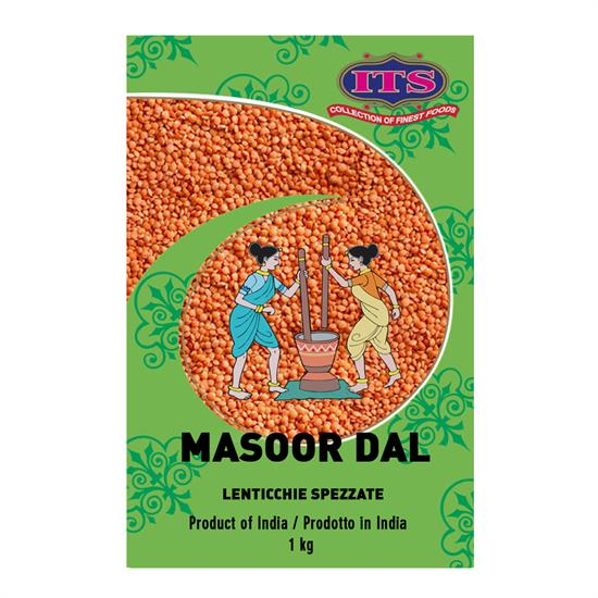 ITS RED SPLIT LENTILS - MASOOR DAL 1kg