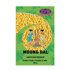 ITS LENTILS YELLOW SPLIT MOONG DAL 500 gr