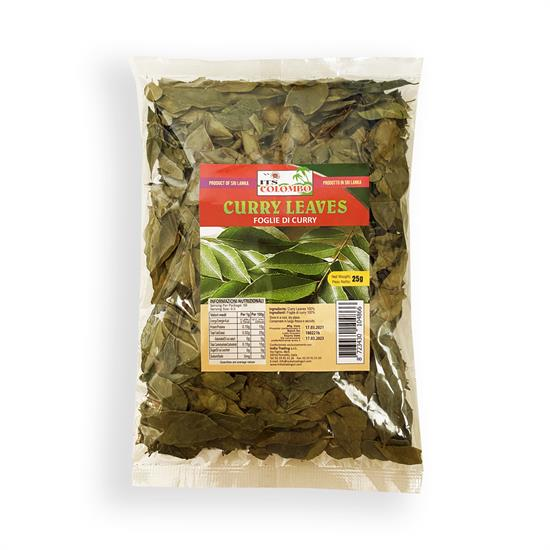 ITS COLOMBO DRY CURRY LEAVES 25 gr