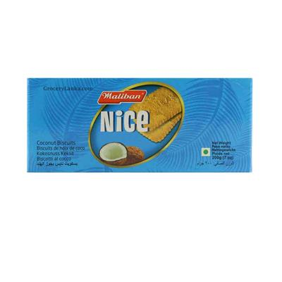 MALIBAN NICE BISCUITS 200 gr
